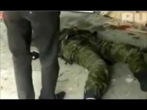 Уничтожение боевиков на Ставрополье.flv
