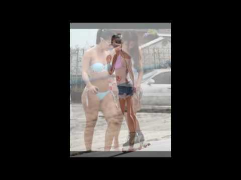 Francia Raisa and Selena Gomez Hidden Camera Beach Bikini Fail thumbnail