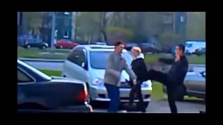 Brutal Street Fight part29