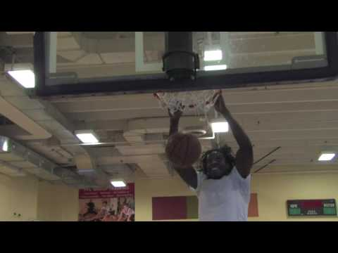 DeMarre Carroll Workout Webisode Video