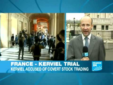 Court finds 'rogue trader' Kerviel guilty in fraud trial