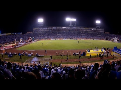 ussoccer.com Tours Estadio Olimpico in Honduras
