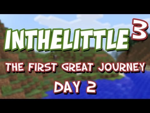 InTheLittleCubed: The First Great Journey - Day 2