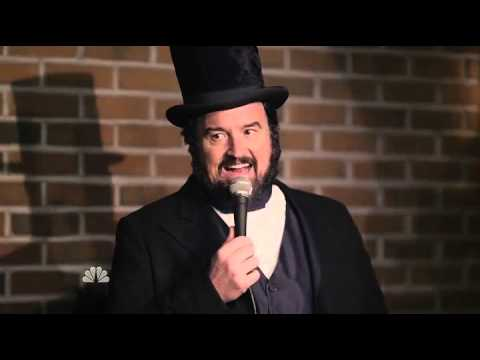 Louis CK as Abraham Lincoln in SNL Skit Music Videos