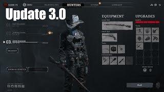Hunt : Showdown - Update 3.0!