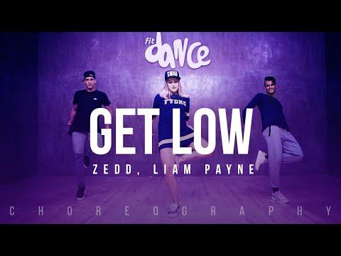 Get Low - Zedd, Liam Payne | FitDance Life (Choreography) Dance Video