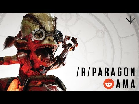 Paragon AMA - HUD & UI, Game Balance, Hero Balance (Part 3 Of 3)