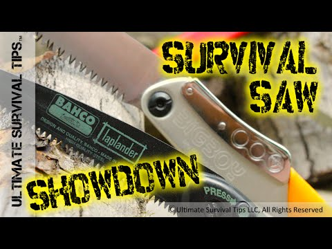 6 BEST Survival / Bushcraft Saws for Bug Out. Camping: Silky. Bahco. Leatherman. Sven. Bob Dustrude