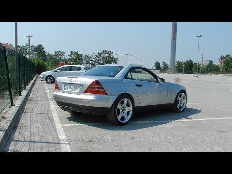 Mercedes-Benz SLK 200 1998 Model 167 Bin KM | TEST
