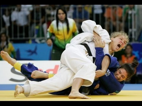 Ronda Rousey Olympic Judo Champ