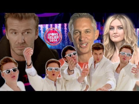 Sport Relief 2014 Highlights