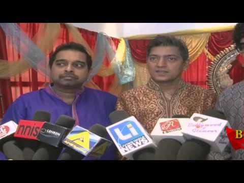 Shankar Mahadevan, Aadesh Srivastav Released Ganpati Bappa Hindi Bhajans video