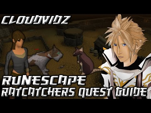 Runescape Ratcatchers Quest Guide HD
