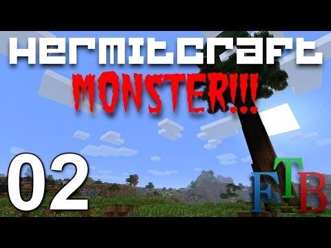 Hermitcraft FTB Monster Ep. 2 - Tinkers