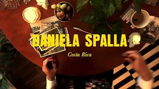 Daniela Spalla - Costa Rica (Lyric Video)