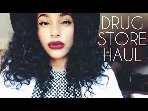Drug Store Haul