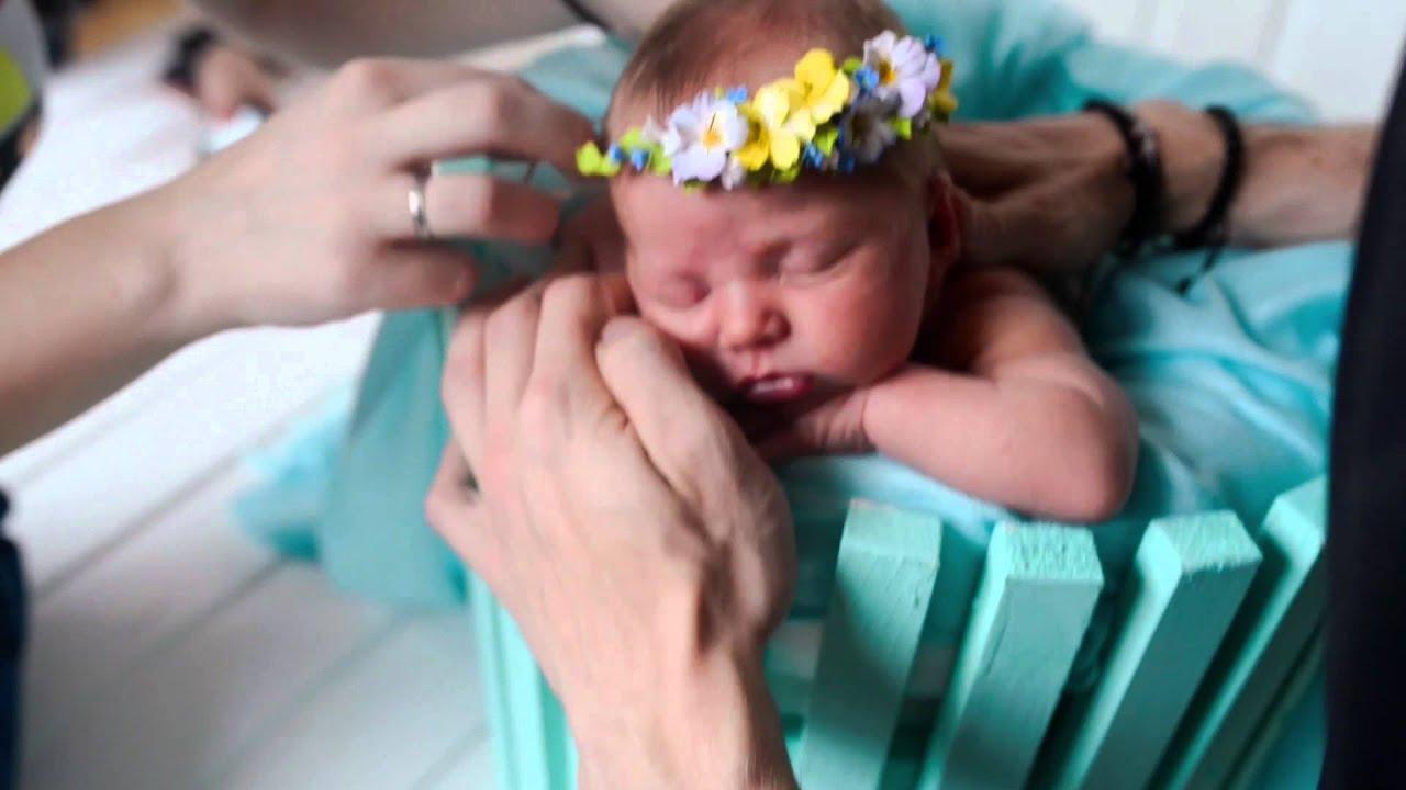 Съемка новорожденных в домашних условиях советы подготовки