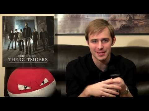 Eric Church - The Outsiders - Album Review