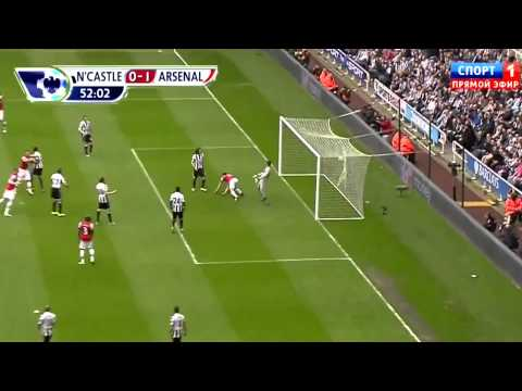 Arsenal vs Newcastle 19.5.2013. 1 - 0 All Goals and Highlights