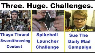 Three major challenges! UK lawyers call to action.