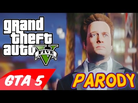 "GTA 5 ""JUST THE WAY YOU ARE"" BRUNO MARS PARODY SONG! (GTA V MUSIC VIDEO)"