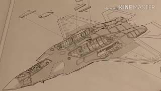 Italeri 1/32 f35A,,, photo build,, part 1