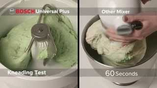 Bosch Universal Plus Kitchen Machine Comparison