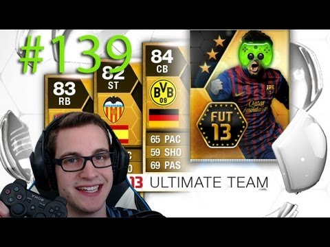 Let's Play FIFA 13 Ultimate Team #139 [Deutsch/HD] - Team Builder TOTS