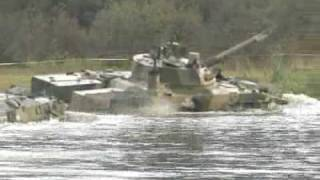 BMD-4M Russian Airborne combat vehicles air-dropped for first time military exercise RIA Novosti.flv