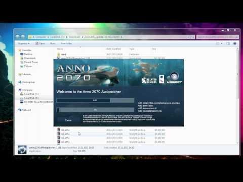 Немогу войти в anno 2070 - Вопросы и ответы по Anno 2070