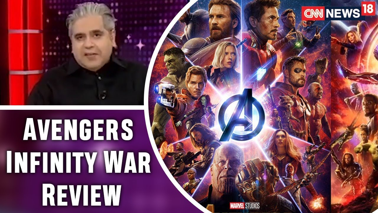 Avengers: Infinity War Review || Marvel Sets the Bar High with a Film That's Worth all the Hype