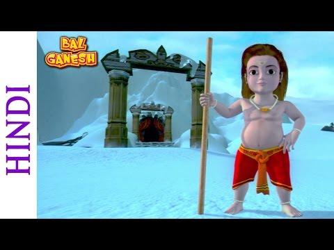 Bal Ganesh - Ganpati The Elephant Headed God