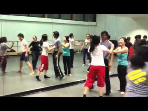 Ghungroo 2012 Senior Dance Practice - Do Dhari Talwar video