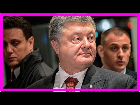 Порошенко предложил вместо «Северного потока-2» пустить газ через Украину| TVRu