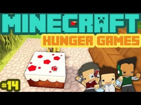 Minecraft Hunger Games - Monkey Boy #14