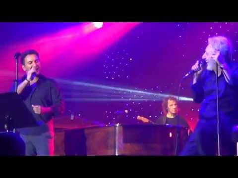 Ebi & Shadmehr Aghili Concert Dubai 92 - Royaye Ma video