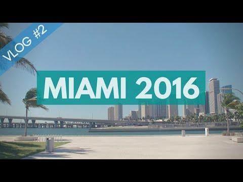 De Compras por Miami - VIAJE A MIAMI 2016 VLOG #2 - Visitando nuestro barrio y lugares de interés