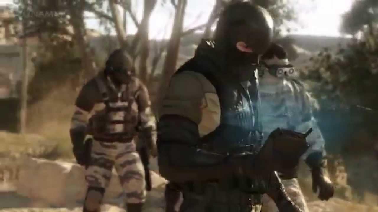 Metal Gear Solid Online 3 Metal Gear Solid 5 The Phantom