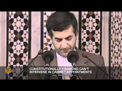 Inside Story - Iran's power struggle