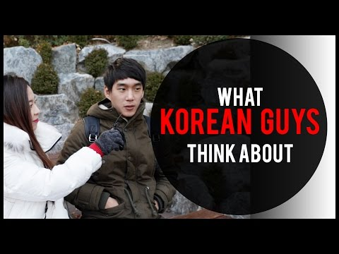 Ask Korean Guys: Dating Foreigners, Plastic Surgery & Beauty Standards video