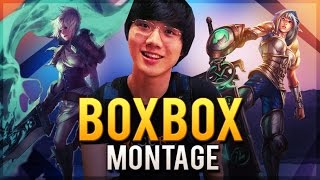 """BoxBox Montage """"Best Riven in NA?""""   (League of Legends)"""
