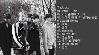 [Full Album] B1A4 (비원에이포) - GOOD TIMING [Album]