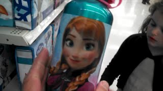 New Frozen Dolls and toys at Walmart 2014 Shopping Fun