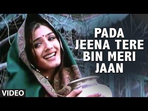 Pada Jeena Tere Bin Meri Jaan Full Song | Pardesi Babu | Govinda, Shilpa Shetty, Raveena Tandon video