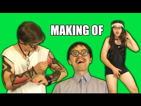 MAKING OF - Jutuberzy w macierzy 2