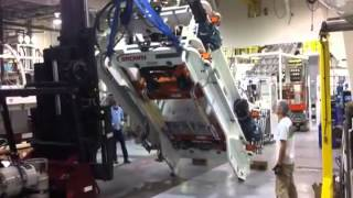 Forklift Crash
