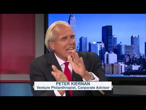 Malzberg | Peter Kiernan - Venture Philanthropist, Corporate Advisor