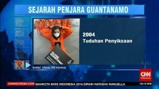 Sejarah Penjara Guantanamo