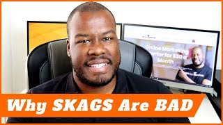 The Case AGAINST SKAGS (Single Keyword Ad Groups)