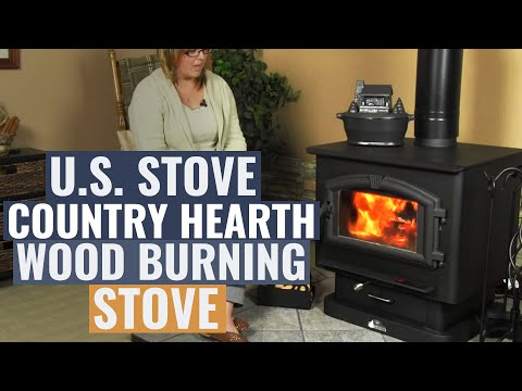 The all nighter wood stove how to make do everything for Country hearth 2500